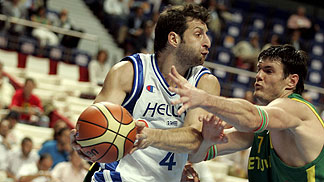 Theodoros Papaloukas (Greece)